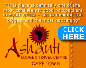 Ashanti Lodge and Travel Centre